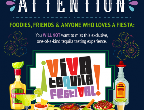 2nd Annual Viva Tequila Festival [infographic]